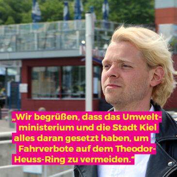 Fahrverbote am Theodor-Heuss-Ring können vermieden werden