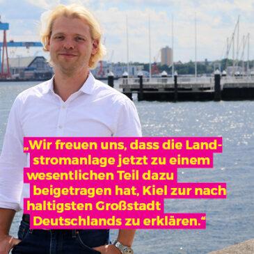 Nachhaltigkeitspreis für ein modernes Kiel