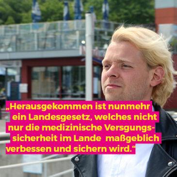 Ein Landes-Krankenhausgesetz für Schleswig-Holstein