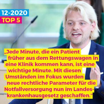 Krankenhausgesetz für das Land Schleswig-Holstein