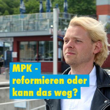 Wenn die MPK sich nicht selber abschaffen will, braucht sie eine dringende Reform